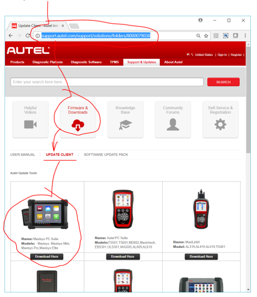 Autel J2534 Drivers Install – AESwave