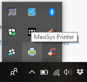 Autel MaxiSYS Wireless Printer Setup – AESwave
